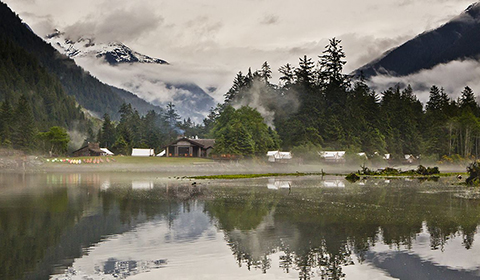CLAYOQUOT WILDERNESS RESORT 5*